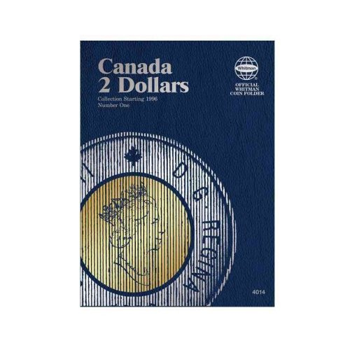 Canada 2 Dollars Folder #1, Collection Starting 1996