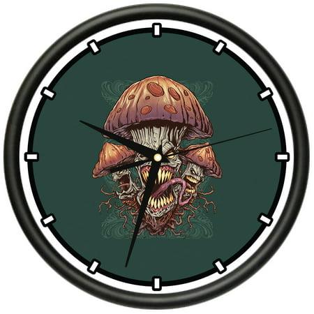 Wall Clock Hunting Fishing