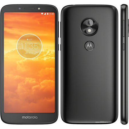 Verizon Wireless Motorola e5 Go 16GB Prepaid Smartphone,