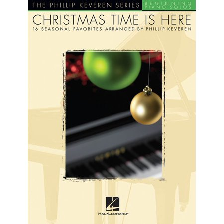 Christmas Time Is Here (Songbook) - eBook ()