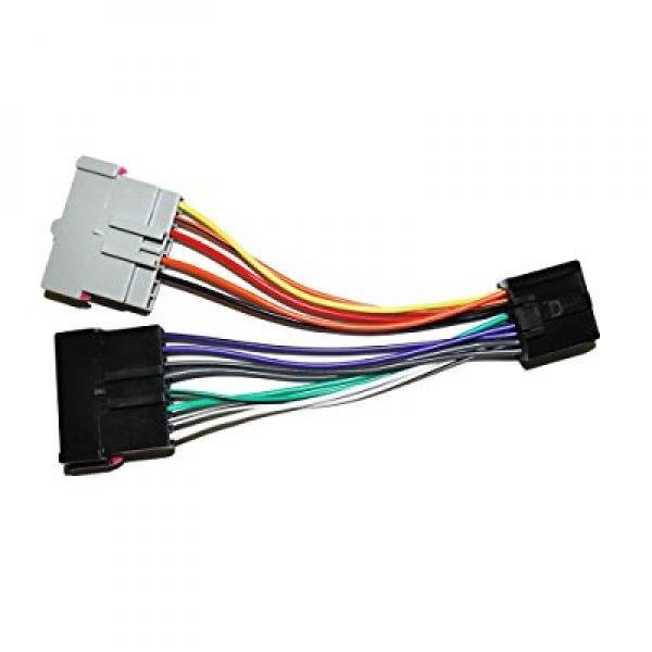 Ford Radio Adapter Wire Wiring Harness Old To New Style Factory Stereo  Install - Walmart.com - Walmart.comWalmart