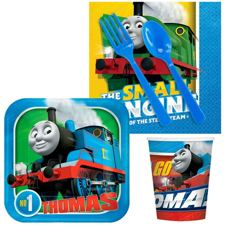 Thomas the Train Snack Pack For 16](Thomas The Train Party Games)
