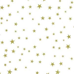 Gold Stars Poly Cello Bags  Large  Case Of 100 By Retail Resource Ship From Us