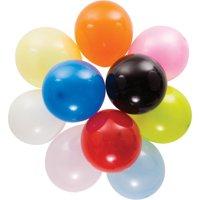 "Creative Converting Latex Balloons 12"" Asst Colors, 15 ct"