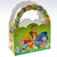 Disney's Winnie The Pooh Easter Basket Gift Bag