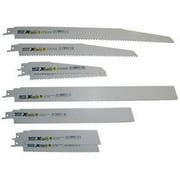 DISSTON COMPANY Bi-Metal Reciprocating Saw Blade Set, 8-Pc. 160372