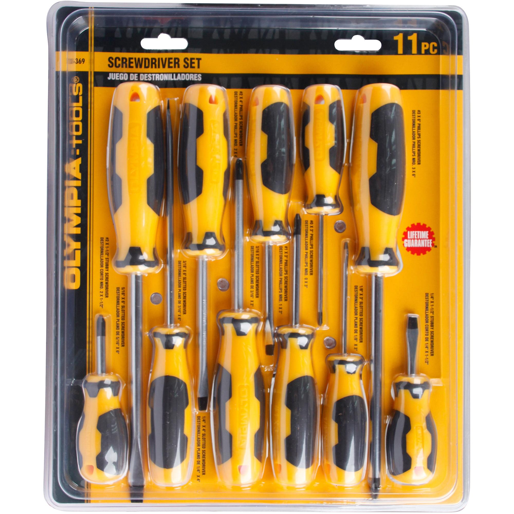Olympia Tools 14-Piece Tool Set