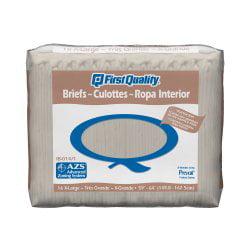 Diaper, Adlt Xlg  (Units Per Case: 64)