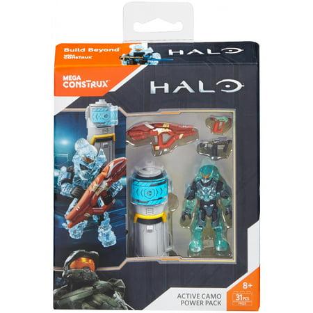 Mega Construx Halo Active Camo Power Pack