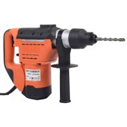 "Zimtown 1-1/2"" SDS Electric Rotary Hammer, Steel Rotary Drill Machine Concrete Tile Breake Plus Demolition Variable Speed with Bits, 1100W 110V"