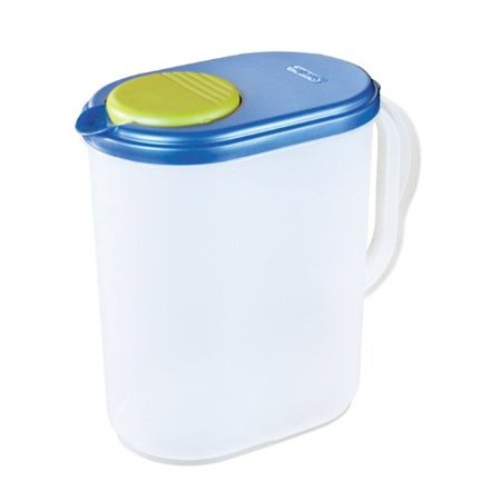 Sterilite 1 Gal Pitcher, Blue Sky (Available in Case of 6 or Single (Floyd Pitcher)