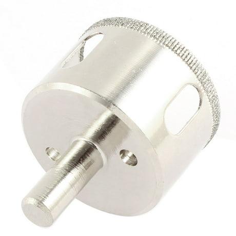45mm diam tre coupe 55mm longueur rev tement diamant scie outil pour carreaux verre. Black Bedroom Furniture Sets. Home Design Ideas