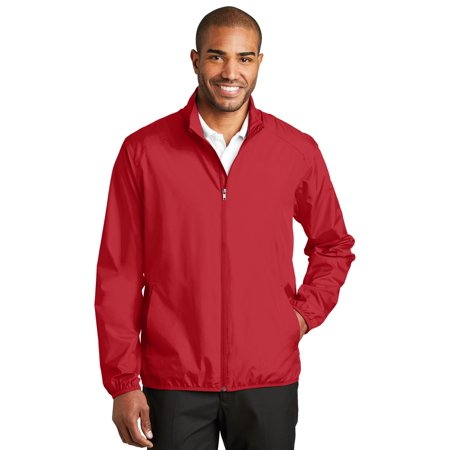 Port Authority® Zephyr Full-Zip Jacket. J344 Rich Red 4Xl - image 1 de 1
