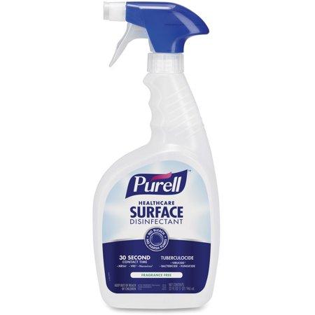 PURELL®, GOJ334012, Healthcare Surface Disinfectant, 1 Each, (Purpose Disinfectant)