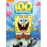 SpongeBob SquarePants: The First 100 Episodes (DVD)