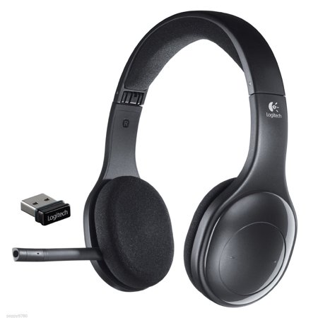 Logitech H800 Wireless Computer Headset Noise Cancellation 981-000337 (Non-Retail