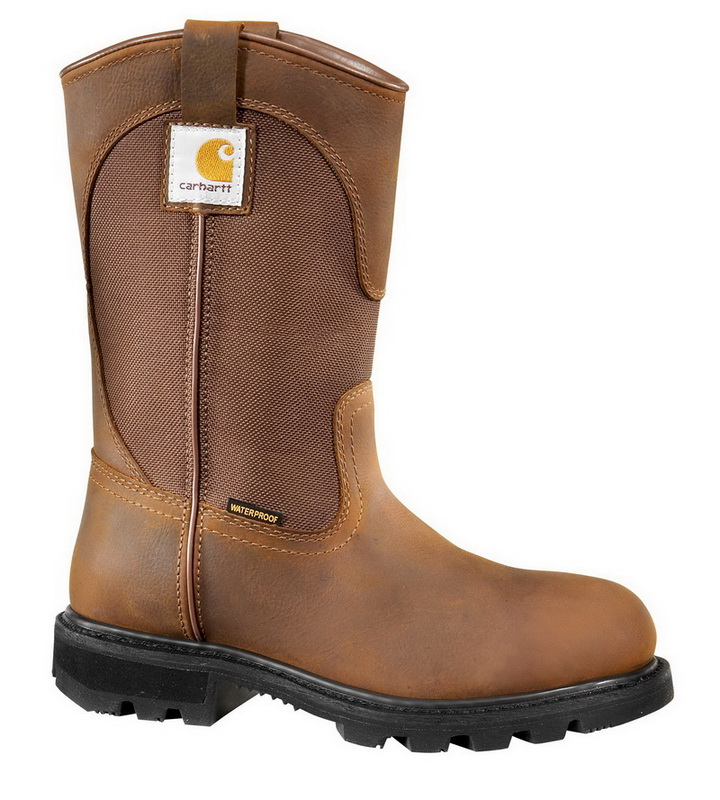 Carhartt 10in Waterproof Wellington Steel Toe by Carhartt