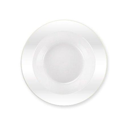 Magnificence 14oz. Pearl Plastic Soup Bowls, 30ct.