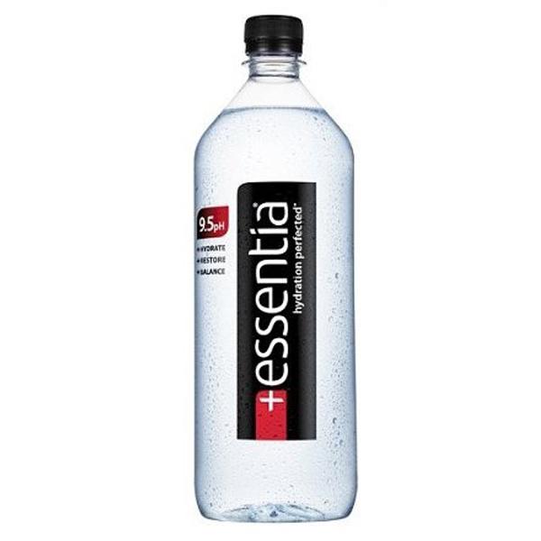 Essentia 9.5pH w-a-t-e-r 1.5L Plastic Bottles-Pack of 12
