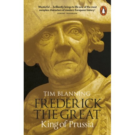 FREDERICK THE GREAT KING OF PRUSSIA (Halloween King Of Prussia)