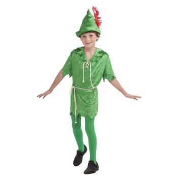 Peter Pan Costume (CHCO-PETER PAN-LARGE)