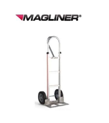 "Assembled Magliner Hand Truck 52"" Tall 10"" Semi-Pneumatic Tire Vending Style by Modular"