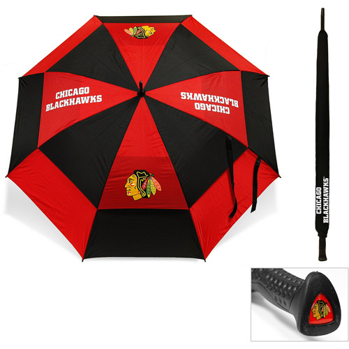 Team Golf NHL Chicago Blackhawks Golf Umbrella