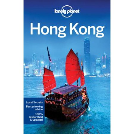 Lonely Planet Hong Kong - Paperback - Halloween Menu Hong Kong