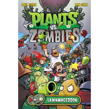 Plants vs. Zombies Volume 1: Lawnmageddon - eBook](Happy Halloween Plants Vs Zombies)