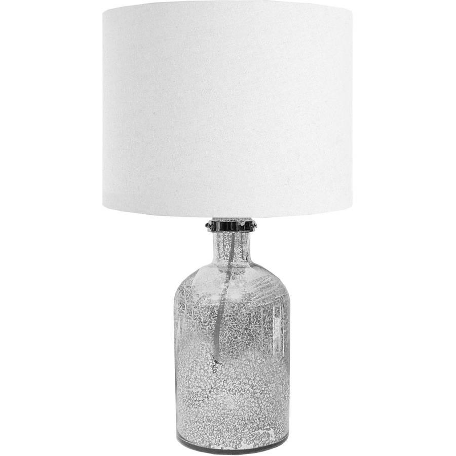 Jump and Dream Nursery Silver Mercury Lamp by Urban Shop