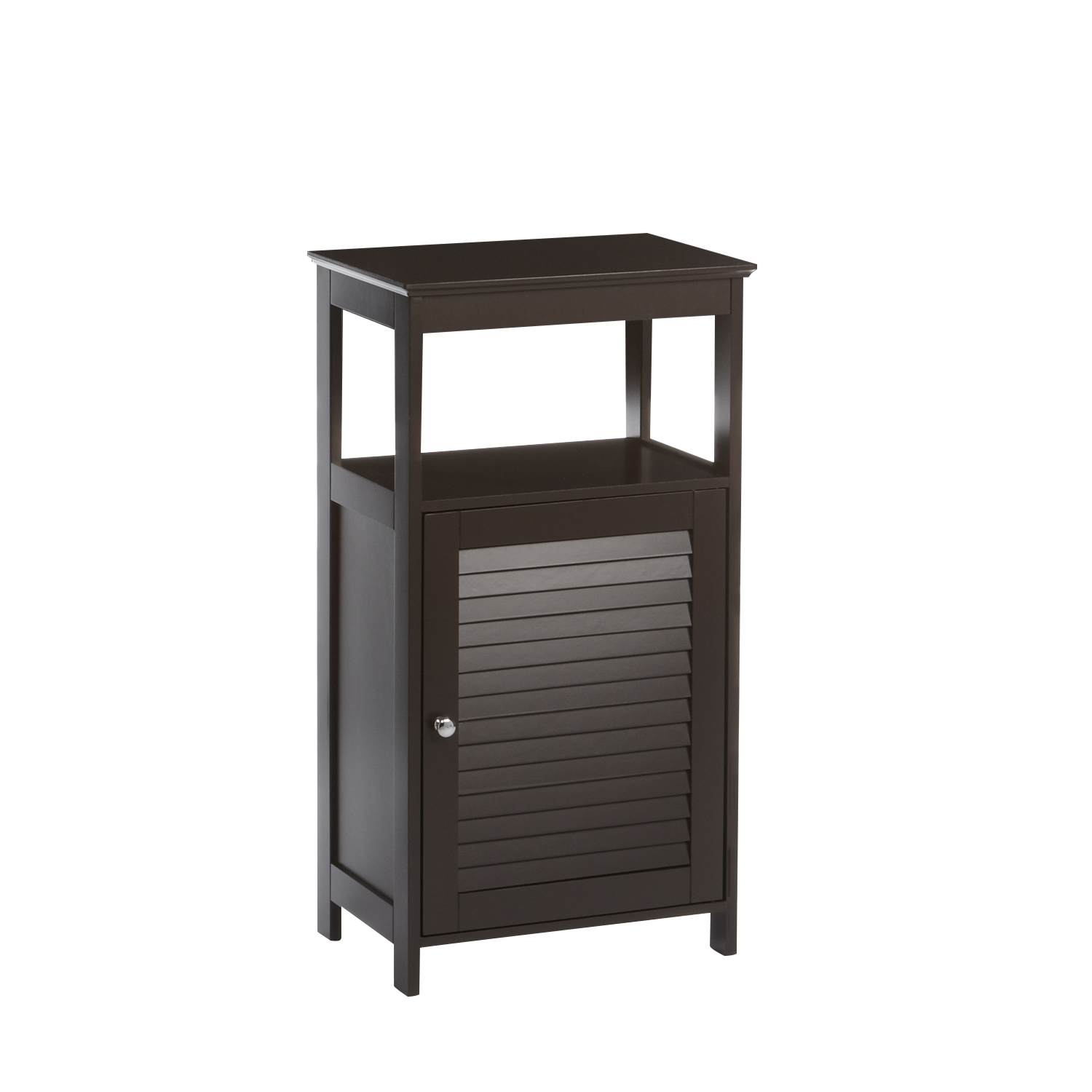 RiverRidge Home Ellsworth Collection - Single Door Floor Cabinet ...