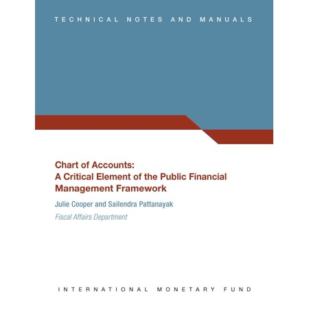 Chart of Accounts: A Critical Element of the Public Financial Management Framework (EPub) -