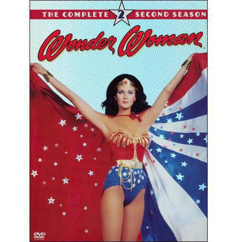 Wonder Woman: The Complete Second Season (Disc 4)