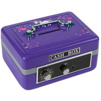 Personalized unicorn Cash Box
