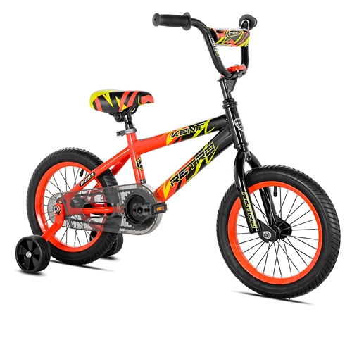 Kids Bike by Kent 14'' Retro by KENT International Inc.