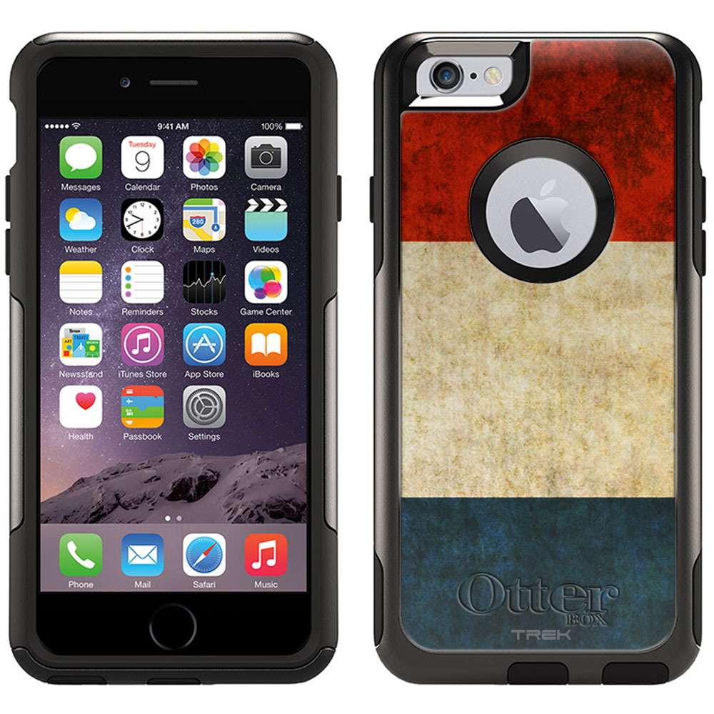 Otterbox Commuter Case for iPhone 6 Vintage Dutch Flag by Trek Media Group