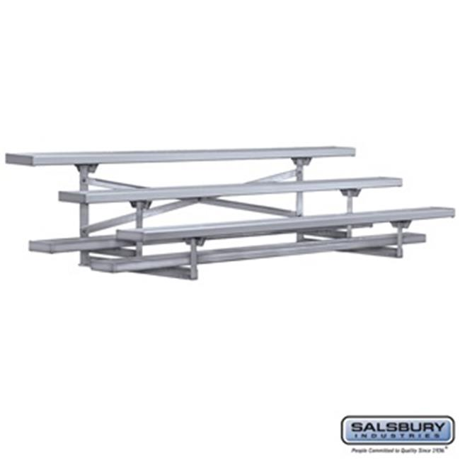 Salsbury Industries SalsburyIndustries 77307 3 Row Alumin...