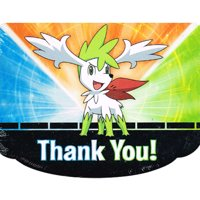 Pokemon 'Diamond and Pearl' Thank You Notes w/ Env. (8ct)
