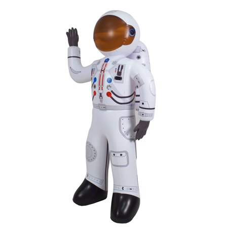 Self Cleaning Rubber Jets (Astroman Inflatable self standing Astronaut 60 inch tall by Jet Creations GTO-ASTROMAN )