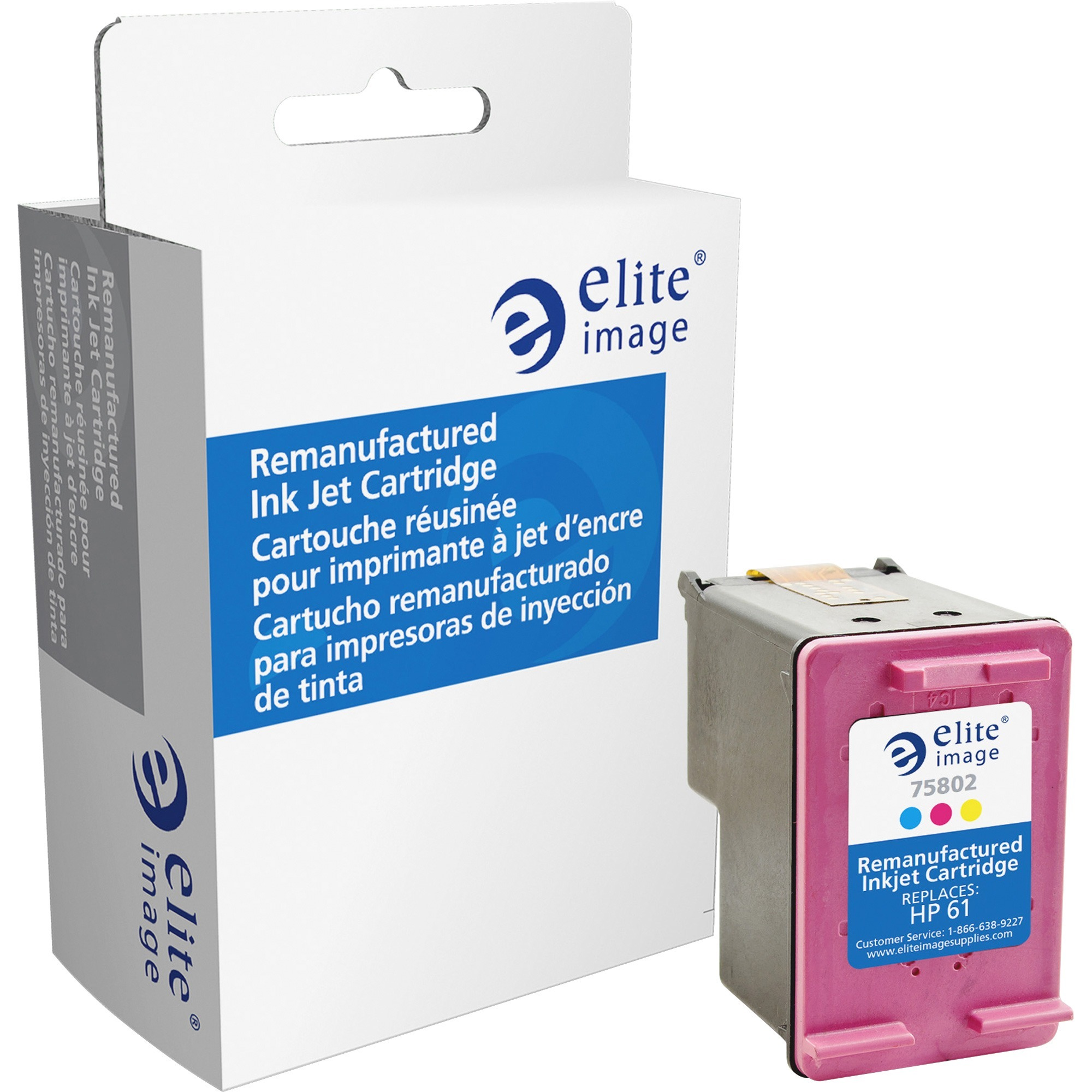 Elite Image Remanufactured Ink Cartridge - Alternative for ...