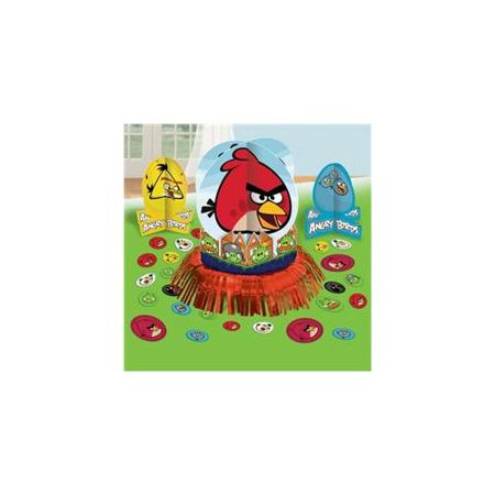 Angry Birds Centerpiece Kit 23 - Angry Birds Party Ideas