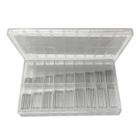 72/108/144/180/216/270/288/360Pcs Watch Spring Bar Link Pins Tool Watch Spring Bars Remover Tool Kit Set - image 4 of 7