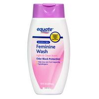 Equate, Sensitive Skin Feminine pH Balance Wash, 12 fl oz