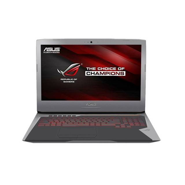 Asus ROG G752VY-DH78K 17.3 inch Intel Core i7-6820HK 2.7GHz  64GB DDR4  1TB HDD + 512GB SSD  GTX 980M  Blu-ray Writer ... by ASUS