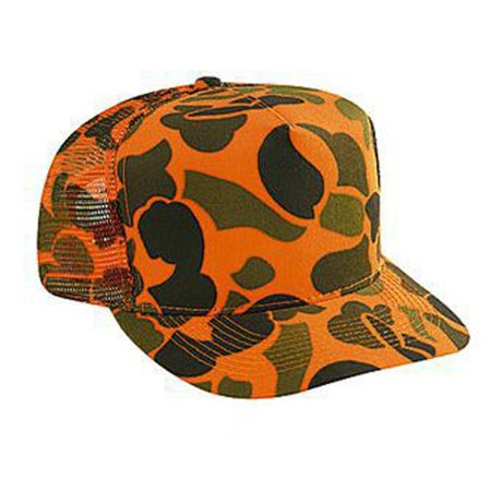 6a3a24808b9 Otto Cap Camouflage Cotton Twill Low Crown Golf Style Mesh Back Caps - Hat    Cap for Summer