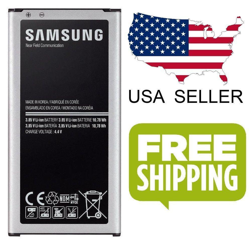 New OEM Samsung EB-BG900BBZ BBC BBE BBU Battery for Galaxy S5 ANY CARRIER w/ NFC by UrbanX