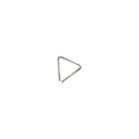 Sabian Triangles 61135-5B8H 5-Inch Hand Hammered B8 Bronze Triangle