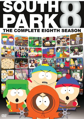 South Park: The Complete Eighth Season (DVD) by COMEDY CENTRAL