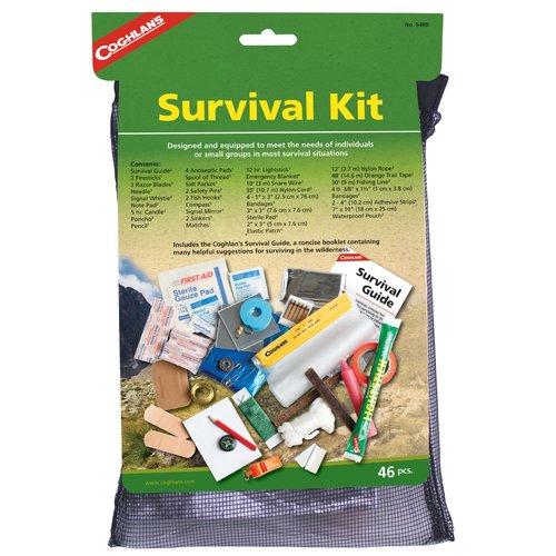 Coghlans Survival Kit by