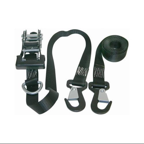 HAMPTON PRODUCTS-KEEPER 2-Pack 8-Ft. Power Sports Extreme Ratchet Tie Down